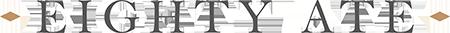 Eighty Ate Logo